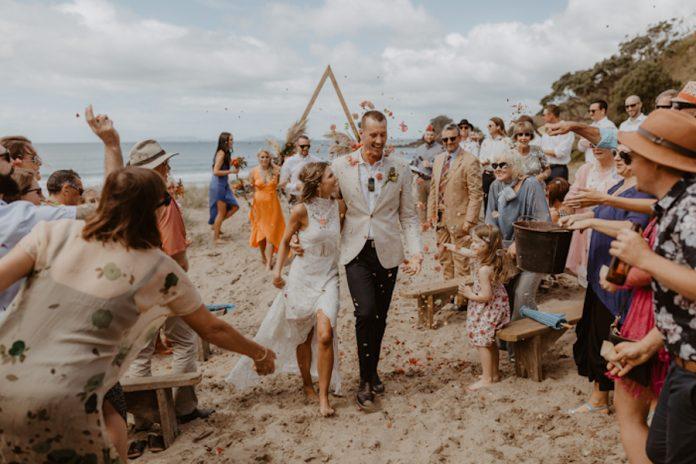 organisation mariage plage