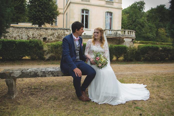 vrai mariage château ile de france