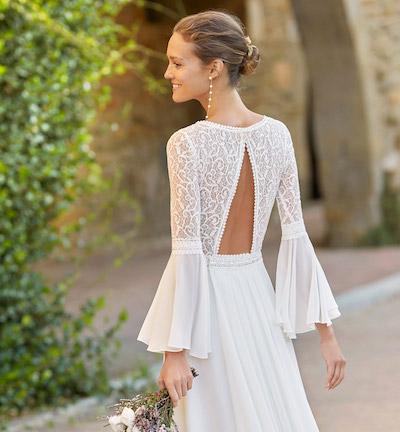 robe de mariée Alma novia collection 2022