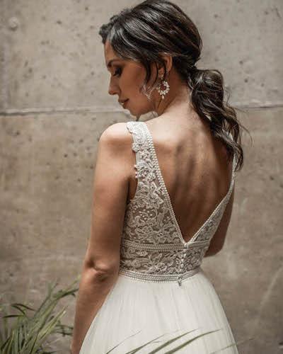 robe de mariée Annais Bridal collection 2022