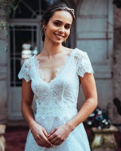 robe de mariée Elsa Gary collection 2022