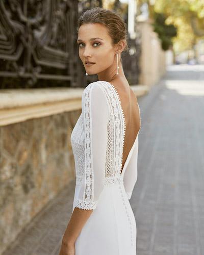 robe de mariée Luna Novias collection 2022