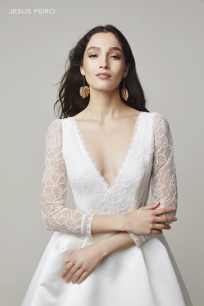 robe de mariée Jesus Peiro collection 2022
