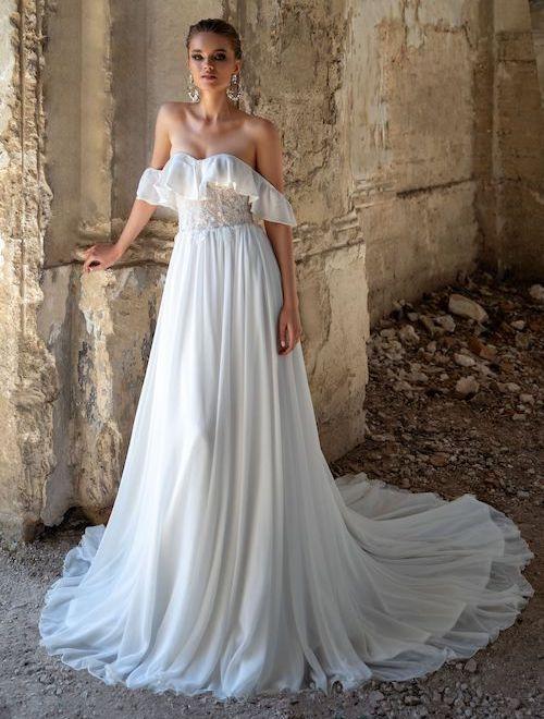 robe de mariée bohème 2022