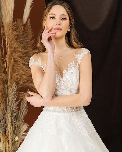 robe de mariée Eglantine Créations collection 2022
