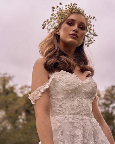 robe de mariée Stephanie Allin collection 2022