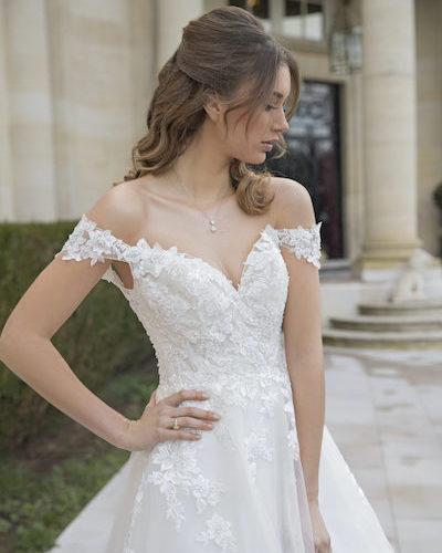 robe de mariée Pronuptia collection 2022