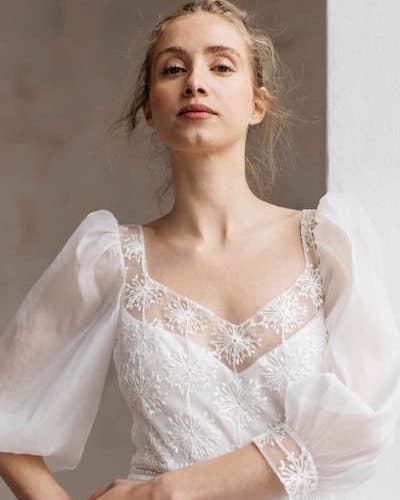 robe de mariée Lambert Créations collection 2022