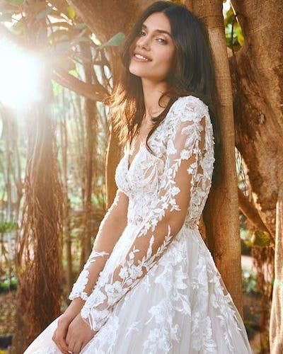 robe de mariée Pronovias collection 2022