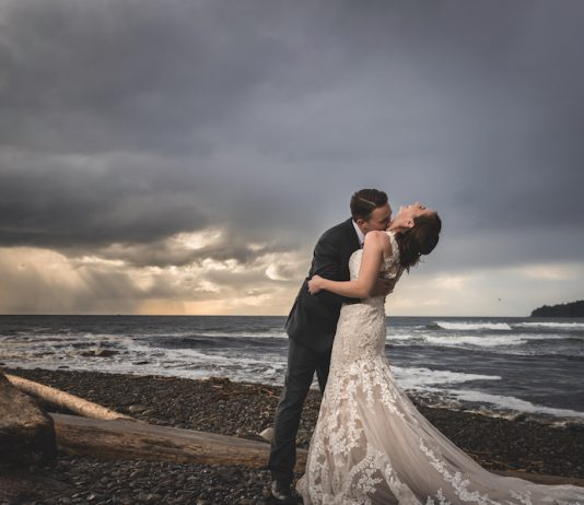 vrai mariage plage