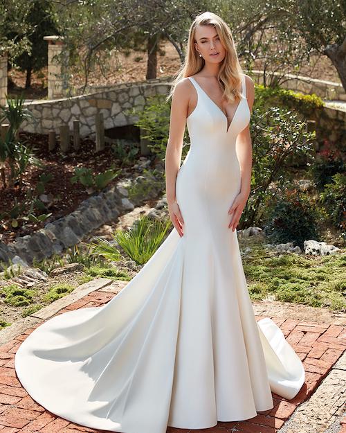 robe de mariée sirène 2022