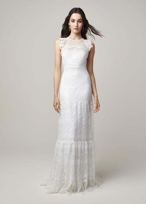 robe de mariée dentelle 2021