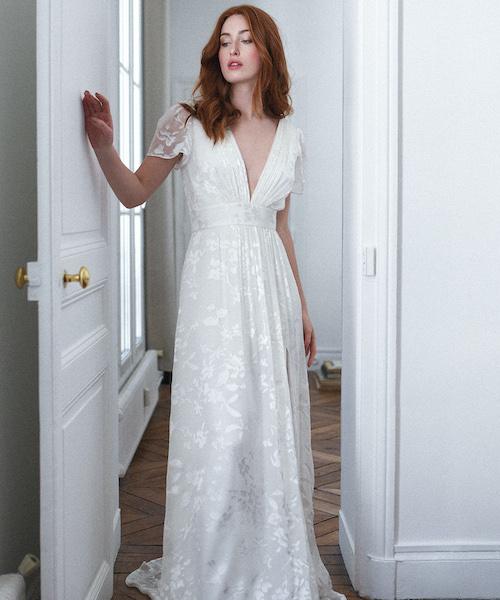 robe de mariée empire 2022